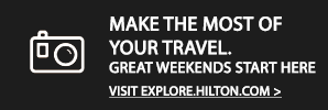 what type of weekender are you? | Hilton hiltonweekends.co.uk
